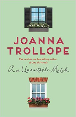 Front cover of 'An Unsuitable Match' by Joanna Trollope